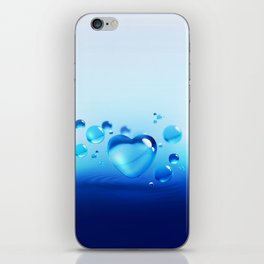 - cuore - 2 iPhone Skin