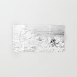Pacific Ocean from Manhattan Beach Hand & Bath Towel
