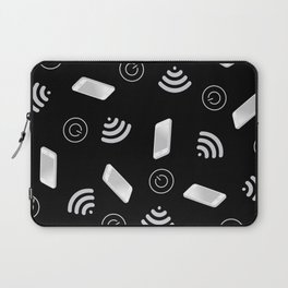 Techy Wi-Fi Laptop Sleeve
