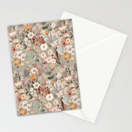 The Perfect Love Watercolor Floral No. 3 Stationery Cards