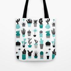 Cactuses Tote Bag