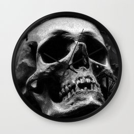 way of death Wall Clock