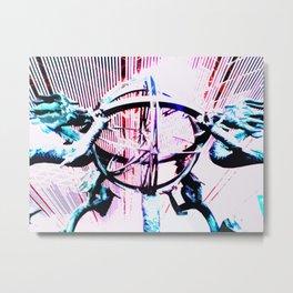 PEK Metal Print