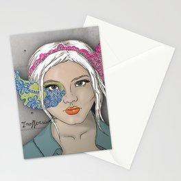 Mental Graffiti Stationery Cards