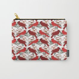 Little Cardinals Carry-All Pouch