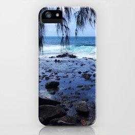 Hawaiian Tide Pool iPhone Case