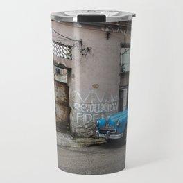 Viva la Revolucion Travel Mug