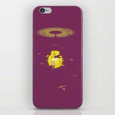 Around the Lamp iPhone Skin