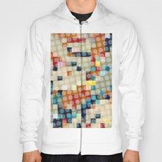 dots meet pixels Hoody