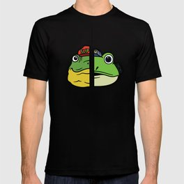 Old & New Slippy Toad T-shirt
