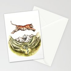 Tiger Leaping Gorge Stationery Cards