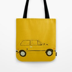 Yugo — The Worst Car in History Tote Bag