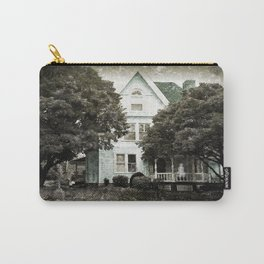 Haunted Hauntings Series - House Number 3 Carry-All Pouch
