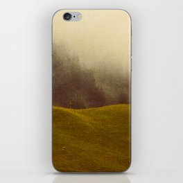 Fading Faith iPhone Skin