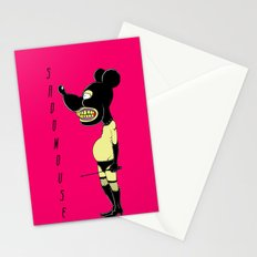 Sadomouse Stationery Cards
