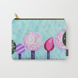 Pink grove Carry-All Pouch