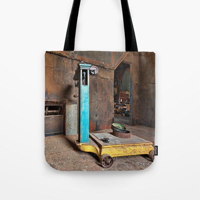 Waterside Woolen Mill Tote Bag