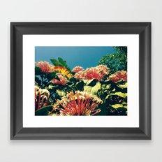 Badfish Framed Art Print