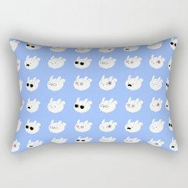 the buns Rectangular Pillow