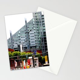Under construction 2 Stationery Cards