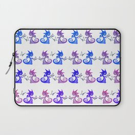 Dragons and Butterflies Laptop Sleeve