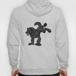 Handstand Werewolf Hoody