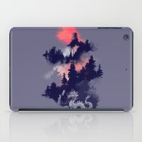 budi iPad Cases featuring Samurai's life by Picomodi
