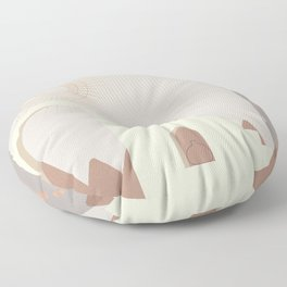 Mirage  Floor Pillow