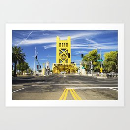 Tower Bridge II Art Print