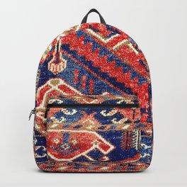 Ersari Turkmen Horse Trapping Print Backpack