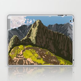 Machu Pichu Laptop & iPad Skin