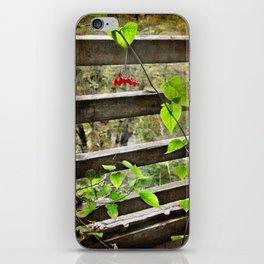 Wild Berry iPhone Skin