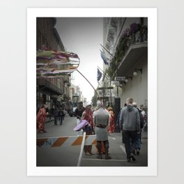 Iberville, 2011.  New Orleans, LA. Art Print