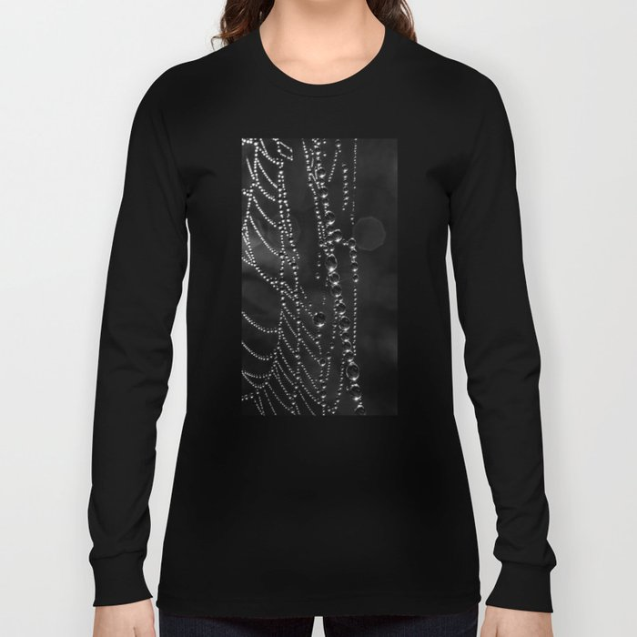 jeweled Long Sleeve T-shirt