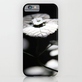 Deep in the forest there is light hiding iPhone Case