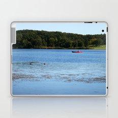 The Red Canoe Laptop & iPad Skin