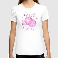 bubblegum T-shirts featuring Bubblegum by owlet57