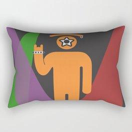 r.ojo.ck Rectangular Pillow