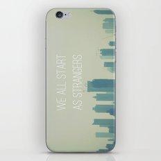 We All iPhone & iPod Skin