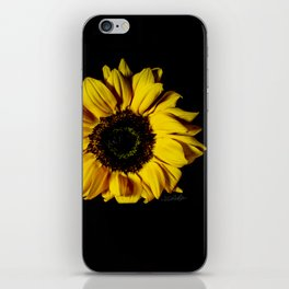 Floral Untitled .09 iPhone Skin