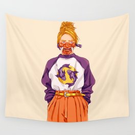Wear your mask Wall Tapestry