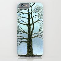 The lonely tree iPhone 6s Slim Case