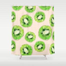 Kiwis pattern Shower Curtain