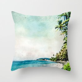Sri Throw Pillow