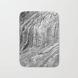Flowing Cliffs Bath Mat