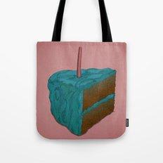 Happy Birthday! (blue) Tote Bag