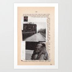 bookmark series pg 389 Art Print