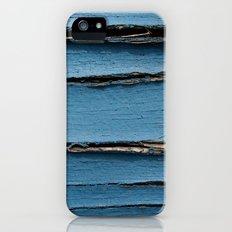 Blue iPhone (5, 5s) Slim Case