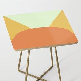 Deyoung Orange Side Table