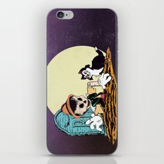 Can't Lie Forever iPhone & iPod Skin
